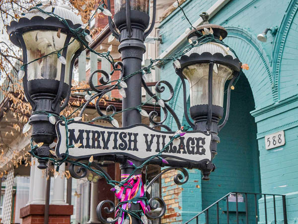 mirvish village real estate
