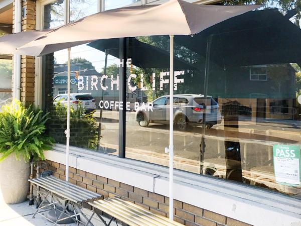 birch cliff real estate