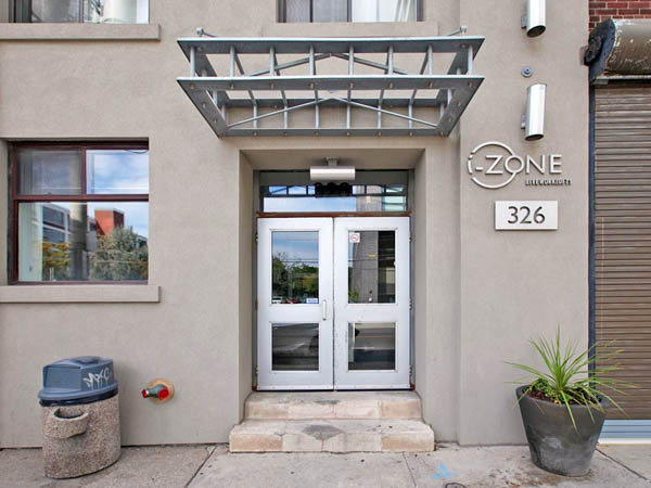 i-Zone Lofts – 326 Carlaw Avenue & 1159/1173 Dundas Street East