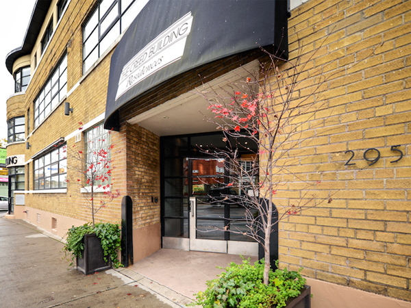 Creed Lofts – 295 Davenport Road