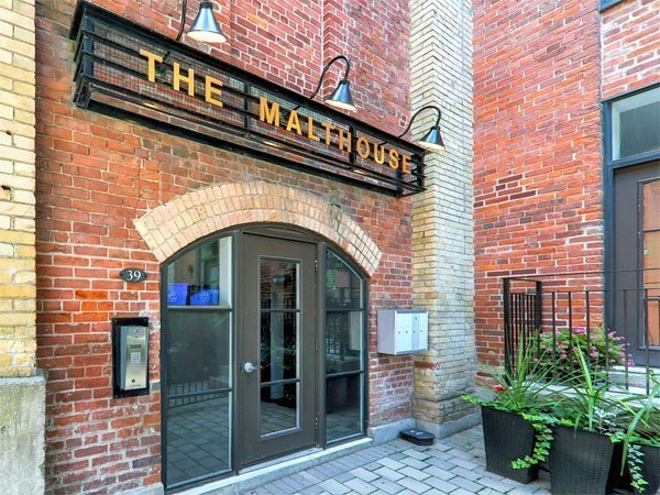 The Malthouse Lofts – 27-39 Old Brewery Lane