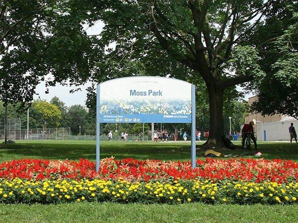 moss park real estate